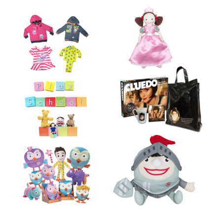 ABC Licensing products