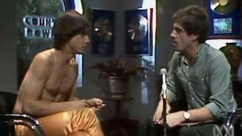 Bloopers and Oddities - Iggy Pop - Countdown Blooper