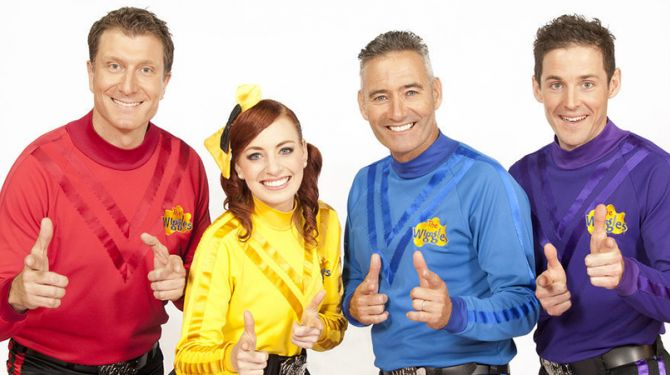 The Wiggles extend their brand across the world!