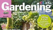 Gardening Australia April 2016 Issue