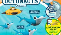 Octonauts magazine issue 11