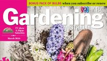 Gardening Australia March 2016 Issue