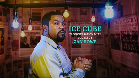 Ice Cube in conversations