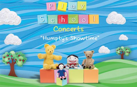Play School Concerts - Humpty's Showtime