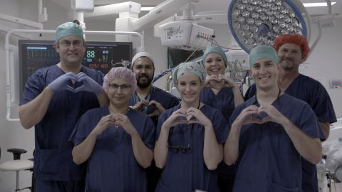 Heart surgeons, cardiac surgeons, the heart