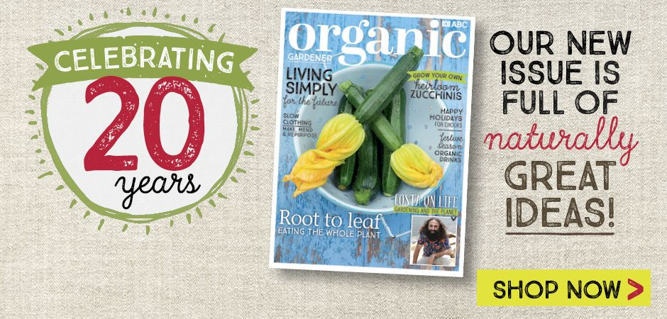 Organic Gardener Magazine Summer Issue 2020