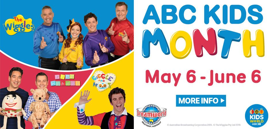 A month of ABC KIDS fun!