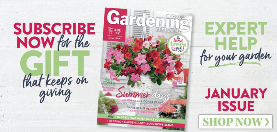Gardening Australia January 2020 Issue