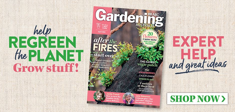 Gardening Australia April Issue